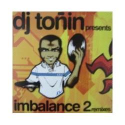 DJ Toñin – Imbalance 2 (Remixes) ( NUEVO)