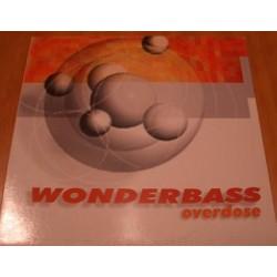 Wonderbass – Overdose (2 MANO,COMO NUEVO¡¡¡ BUEN TEMA JUMPER)