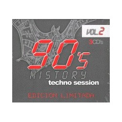 90's History - Techno Session Vol.2