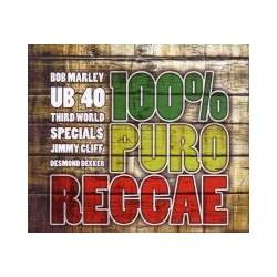 100% PURO REGGAE(CLÁSICOS DE JAMAICA..AUTÉNTICO SONIDO BOB MARLEY)