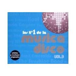 Los Nº1 De La Musica Disco Vol.3