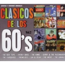 Clasicos De Los 60's Vol.2