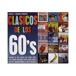 Clasicos De Los 60's Vol.1