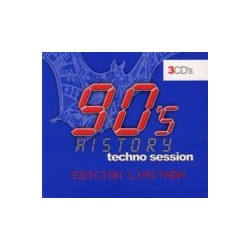 90's History - Techno Session Vol.1