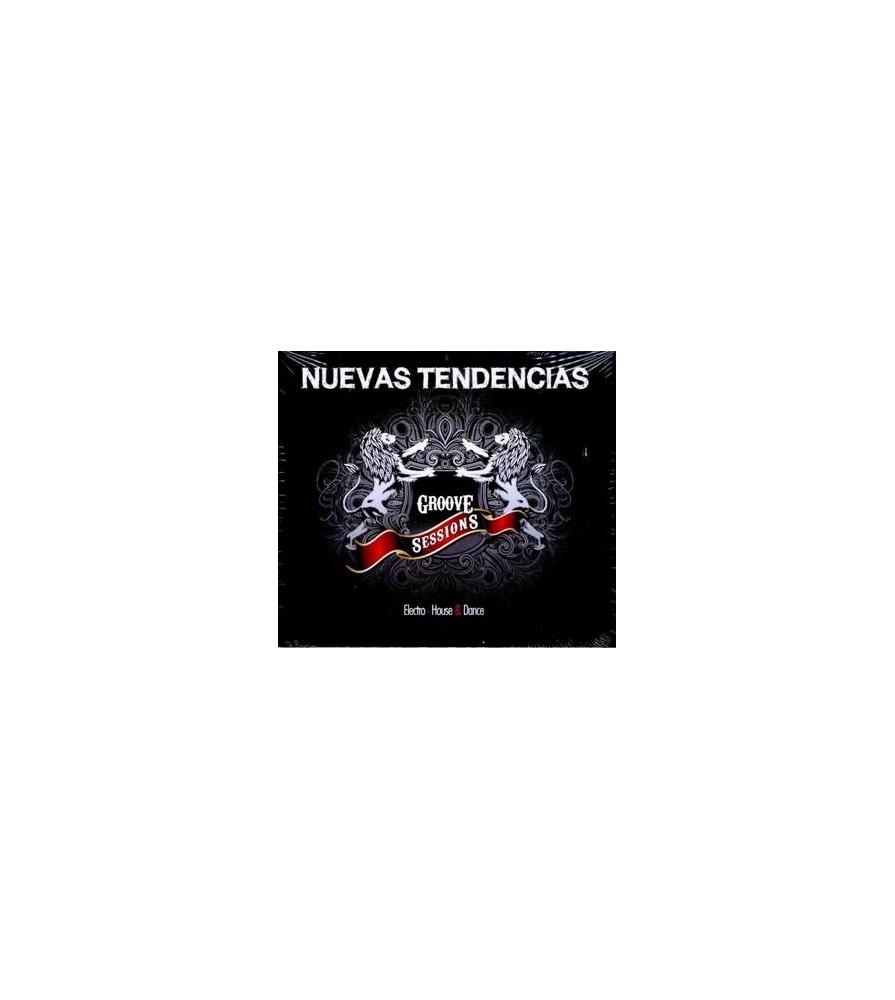 Nuevas Tendencias - Groove Sessions(2 MANO,NUEVECITO)