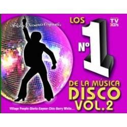 Los Nº1 De La Musica Disco Vol.2