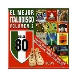 El Mejor Italodisco De Los 80 Volumen 2
