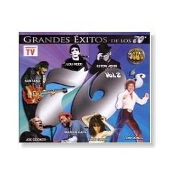 Grandes Exitos De Los 70's Vol.2