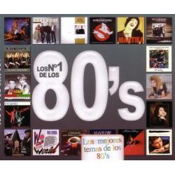 Los Nº1 De Los 80's - Los Mejores Temas De Los 80's