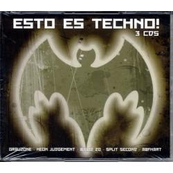 Esto Es Techno (INCLUYE SESION BY RAFA USM)