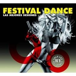 Festival Dance - Las Mejores Sesiones(2 MANO,COMO NUEVO)