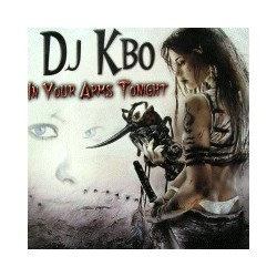 DJ Kbo – In Your Arms Tonight(2 MANO,COMO NUEVO)