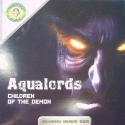 Aqualords – Children Of The Demon (2 MANO,COPIA NACIONAL)