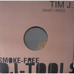 Tim J. – What I Need (PRIMERA HORA RADI ALCALÁ)