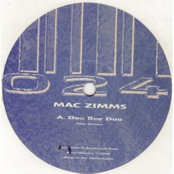 Mac Zimms – Doo Bee Doo (BASE TECH DEL 99)