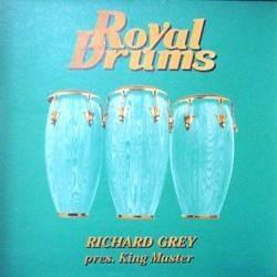 Richard Grey Pres. King Master - Back Percussions / Drummer Madness(2 MANO,CARA B BUENISIMA¡¡)
