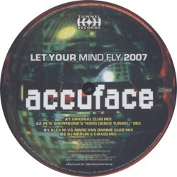 Accuface - Let Your Mind Fly 2007(MELODIÓN¡¡)