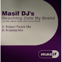 Masif DJ's – Reaching (Into My Brain) TEMAZO K-SERIES¡¡