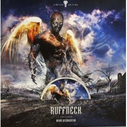 Ruffneck-Divine Intervention  2 Vinilos + cd¡¡¡