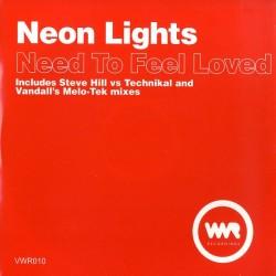 Neon Lights - Need To Feel Loved(OTRO MELODIÓN TECHNIKAL  MUY BUSCADO¡¡ NUEVO)
