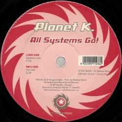 Planet K – All Systems Go(MELODIÓN COLISEUM)