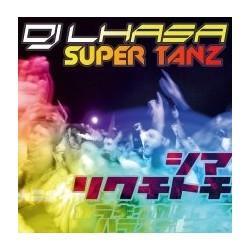 DJ Lhasa – Super Tanz EP (4 CABRAS MUY BUENAS,SE SALE¡¡)