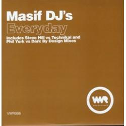 Masif DJ's – Everyday (MELODIA MUY BUSCADA¡¡ TECHNIKAL¡¡)