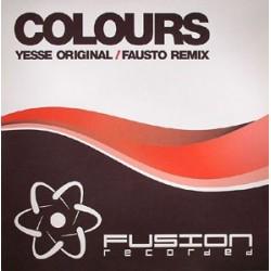 DJ Yesse – Colours (MELODIÓN¡¡ COPIA IMPORT NUEVA)