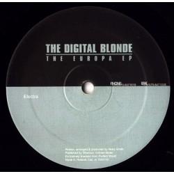 The Digital Blonde – The Europa EP (MELODIA DEL 99 MUY BUSCADA,NUEVECITO¡¡¡)