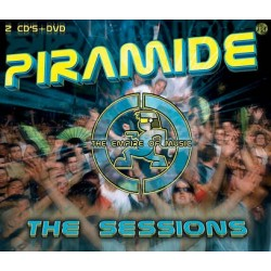 PIRAMIDE -THE SESSIONS(CD DE EXPOSICIÓN COMO NUEVO)