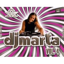 Dj Marta Vol.4(TODO TEMAZOS¡¡¡ COMO NUEVO)