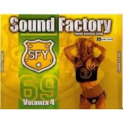 Sound Factory Vol.4(2 MANO,COMO NUEVO¡¡)
