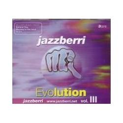 JAZZBERRI -EVOLUTION(NUEVO,3 SESIONES IMPRESIONANTES)