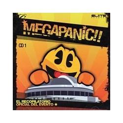 MEGAPANIC!! RECOPILATORIO OFICIAL 2005,SE SALE¡¡