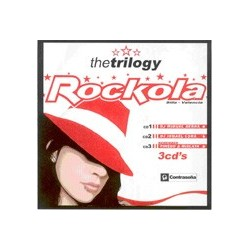 Miguel Serna & Ismael Lora – Rockola The Trilogy (2 MANO,IMPECABLE¡¡)