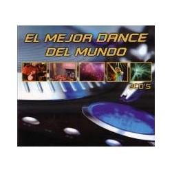 El Mejor Dance Del Mundo (DOBLE CD CON CANTADITAS PARA MEZCLAR)