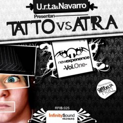 Urta  & Navarro  Presentan Tatto vs Atra – New Experience -Vol.One