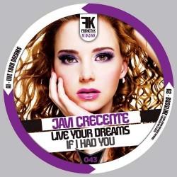 Javi Crecente-Live Your Dreams / If I Had You