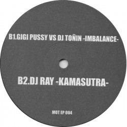 DJ Ray – DJ Ray EP(INCLUYE IMBALANCE & THE MUSIC¡¡)