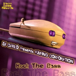 Di Carlo Presents Pumping Corporation – Rock The Bass (2 MANO,LIMITE RECORDS)