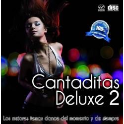 CANTADITAS DE LUXE VOL.2 (TEMAS SUELTOS)