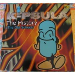 K-Psula – The History (The Old School) (2 MANO)