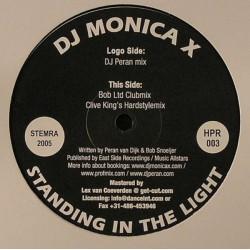 DJ Monica X – Standing In The Light (MELODIA FINA FINA¡¡)