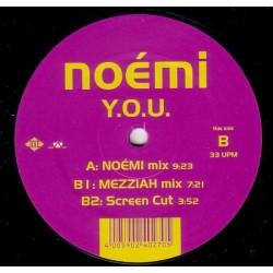 Noemi – Y.O.U. (2 MANO,COMO NUEVO¡¡)
