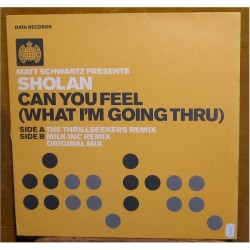 Sholan – Can You Feel(2 MANO,TEMAZO MILK INC¡¡)