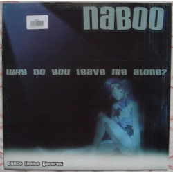 Naboo  – Why Do You Leave Me Alone(2 MANO,LIMITE RECORDS)