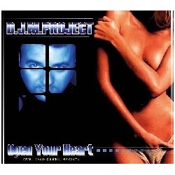 D.J.M.Project – Open Your Heart(2 MANO,COMO NUEVO¡¡  OVERBOOKING RECORDS)