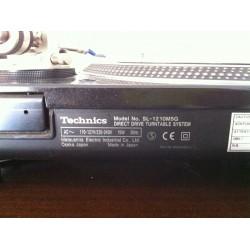 TECHNICS SL 1210 M5G(SEMI NUEVO,EN PERFECTO ESTADO)