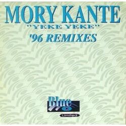 Mory Kante – Yeke Yeke ('96 Remixes) (2 MANO,BASE REMEMBER KLUBBHEADS)