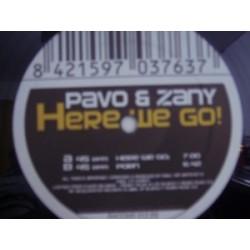 Pavo & Zany – Here We Go / Porn(2 MANO,COPIA NACIONAL,HARDSTYLE¡¡)